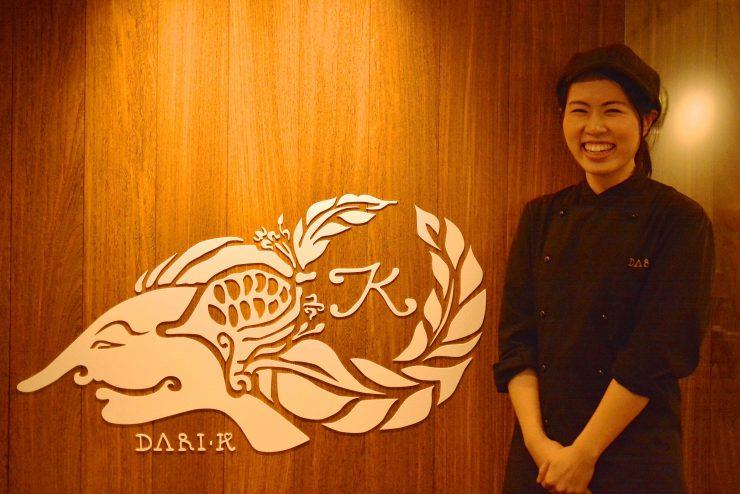 DariKの本店店長奥村さん
