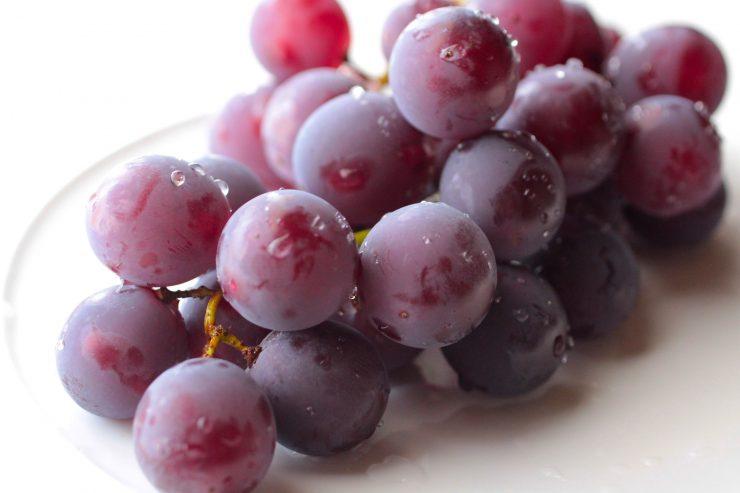 落合ぶどう園さんの葡萄